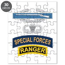 CIB Airborne SF Ranger Puzzle