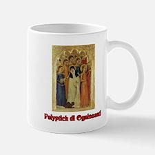 Polyptich di Ognissanti Mug