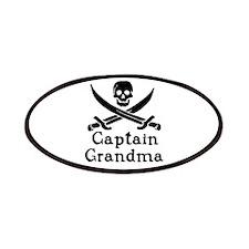 Captain Grandma Patches