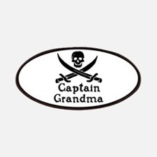 Captain Grandma Patches