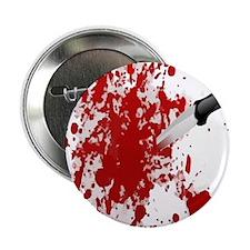 "Realistic Halloween 2.25"" Button"