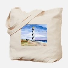 American Lighthouse Tote Bag