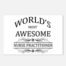 World's Most Awesome Nurse Practitioner Postcards