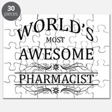 World's Most Awesome Pharmacist Puzzle