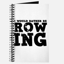 'Rather Be Rowing' Journal