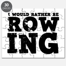 'Rather Be Rowing' Puzzle