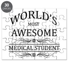 World's Most Awesome Medical Student Puzzle