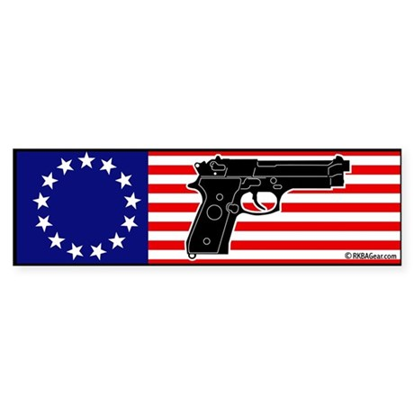Beretta and Flag
