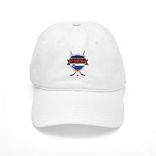 Hockey Hokej Slovenia Shield Baseball Baseball Cap