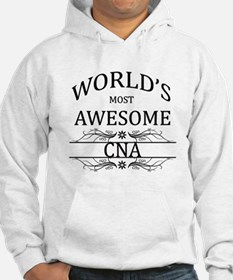 World's Most Awesome CNA Hoodie