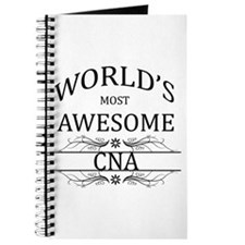 World's Most Awesome CNA Journal