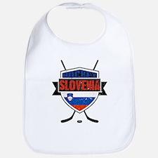 Hockey Hokej Slovenia Shield Bib