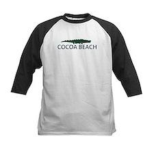 Cocoa Beach - Alligator Design. Tee
