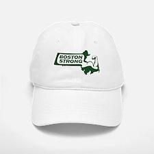 Boston Strong Bicep Green Baseball Baseball Baseball Cap