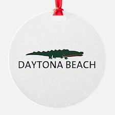 Daytona Beach - Alligator Design. Ornament