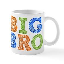 Sketch Style Big Bro Mug