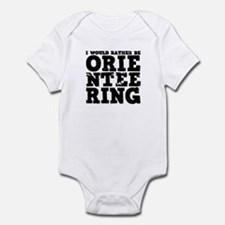 'Orienteering' Infant Bodysuit