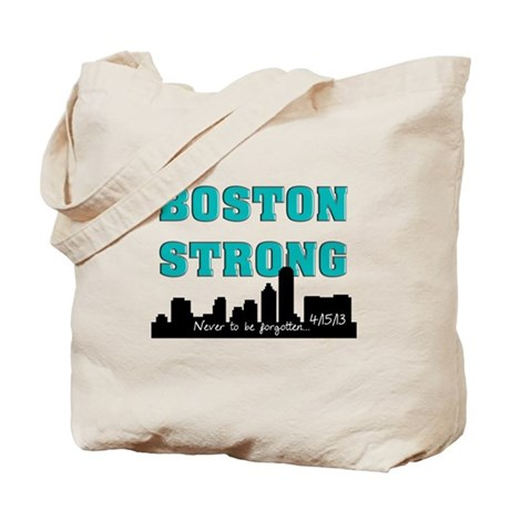 boston strong 56 Tote Bag