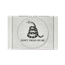 Cute Give me liberty constitution Rectangle Magnet