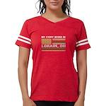 cartoon2a.png Jr. Football T-Shirt