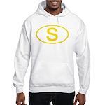 Sweden - S Oval Hooded Sweatshirt