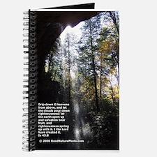 GoodNaturePhoto journal - gentle Water fall