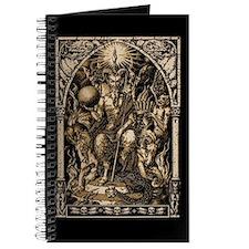 Satan Enthroned Journal