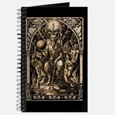 Satan Enthroned Journal