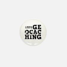'Geocaching' Mini Button (10 pack)