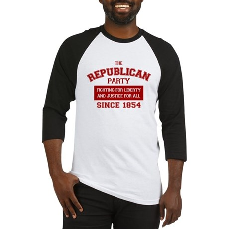 Republican Since 1854 (red print, box) Baseball Je