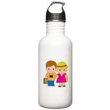 Couple Travel Water Bottle