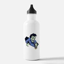 Drunk zombi Water Bottle