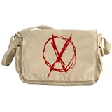 Creepypasta Messenger Bags & Laptop Bags
