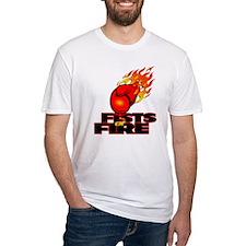 FISTS OF FIRE Shirt