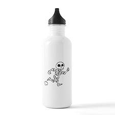 skeleton run Water Bottle