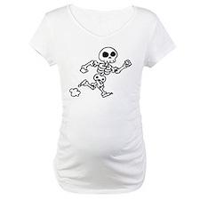 skeleton run Shirt