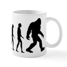Evolution to Bigfoot The Ascent of Bigfoot Mug