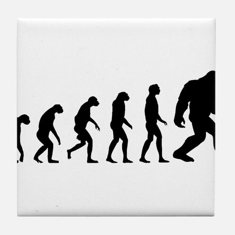 Evolution to Bigfoot The Ascent of Bigfoot Tile Co