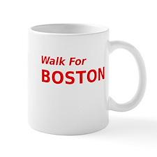 Walk for Boston Mug