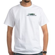 Fort Lauderdale - Alligator Design. Shirt