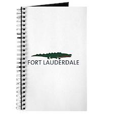 Fort Lauderdale - Alligator Design. Journal