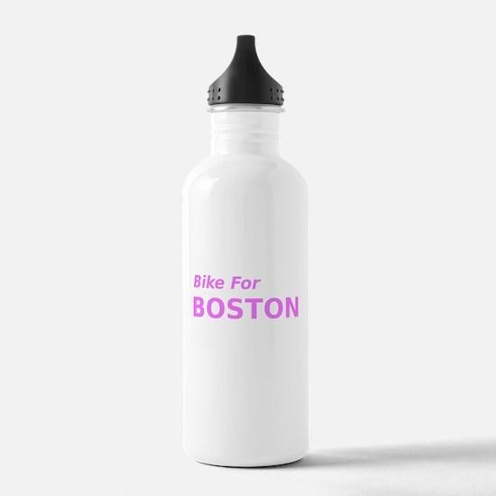 Bike for Boston Water Bottle