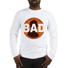 Bad Penny Lincoln Silhouette Long Sleeve T-Shirt