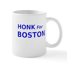 Honk for Boston Mug