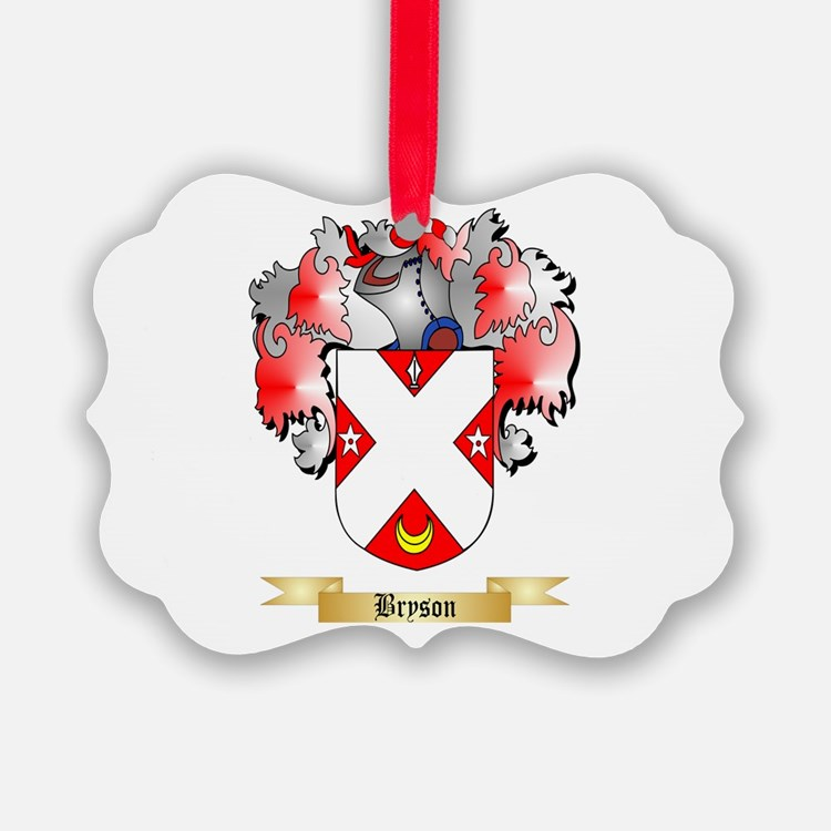 Bryson Ornament