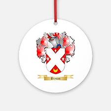 Bryson Ornament (Round)