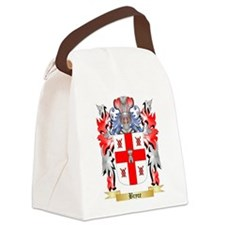Bryce Canvas Lunch Bag