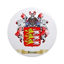 Bryans Ornament (Round)