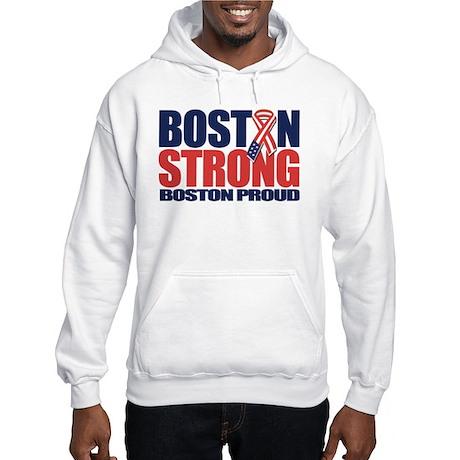 Boston Strong Hoodie