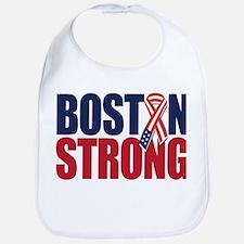 Boston Strong Bib